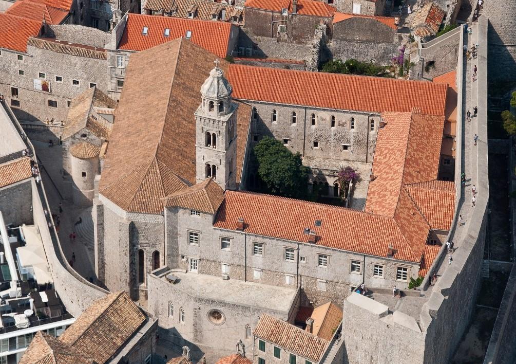 Let iznad Dubrovnika i okolice 300812